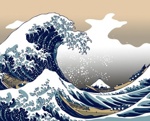 The-Great-Wave-off-Kanagawa-by-Katsushika-Hokusai-1-495x400 Disturbi d'ansia.